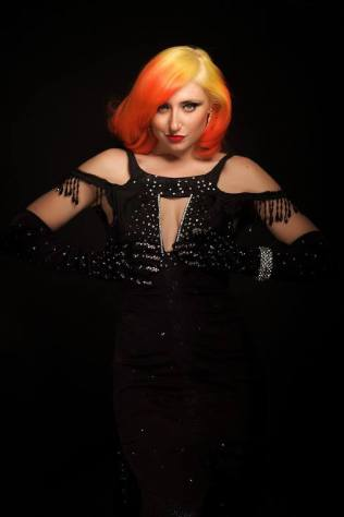 Nina LaVoix- New York City's Professional Badass of Burlesque (www.ninalavoix.com)