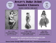 CHICAGO- March 12- Master Classes